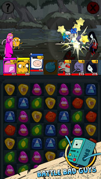 Adventure Time Puzzle Quest v2.00