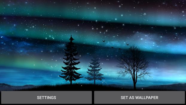 Aurora Pro Live Wallpaper v1.1.6