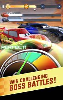 Cars: Lightning League v1.04