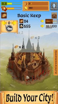 Castle Clicker: Builder Tycoon v2.7.3