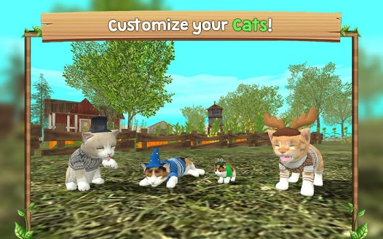 Cat Sim Online: Play with Cats v4.1