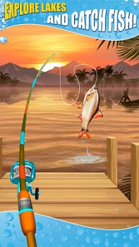 Catch Fish: Fishing Simulator v1.0