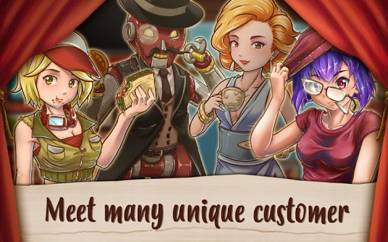 Dessert Chain: Coffee & Sweet v0.6.1