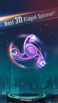 Fidget Spinner Game 3D v1.4