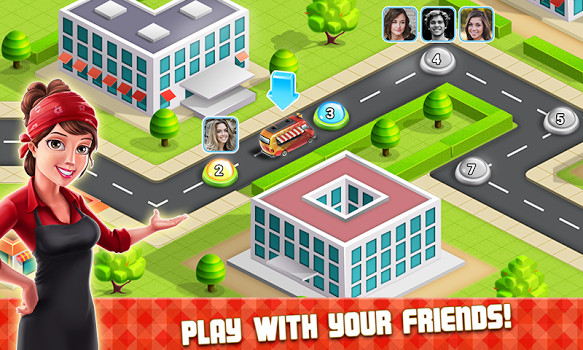 Food Truck Chef™: Cooking Game v1.3.8