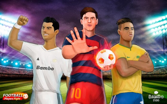 Football Players Fight Soccer v2.6.4x