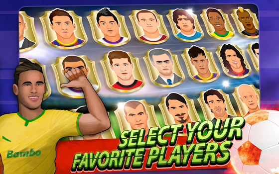 Football Players Fight Soccer v2.6.4x