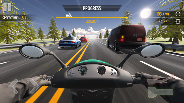 Motorcycle Racing v1.5.3020