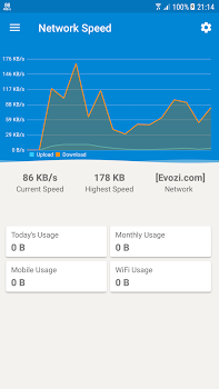 Network Speed – Monitoring v1.0.0 Beta 7