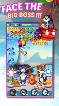 Tomcat Pop: Bubble Shooter v1.2.1