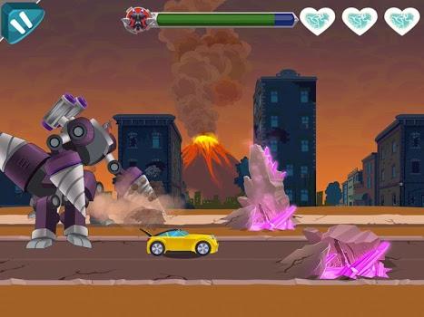 Transformers Rescue Bots: Dash v1.0 + data