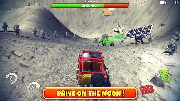 Zombie Offroad Safari v1.1.1 + data