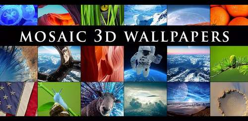 MOSAIC 3D Wallpapers v2.0.1