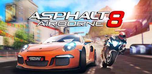 Asphalt 8: Airborne v3.5.0j