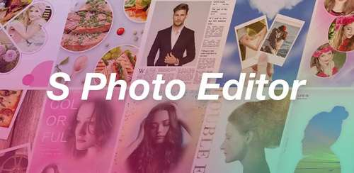 S Photo Editor – Collage Maker , Photo Collage v2.61 build 129