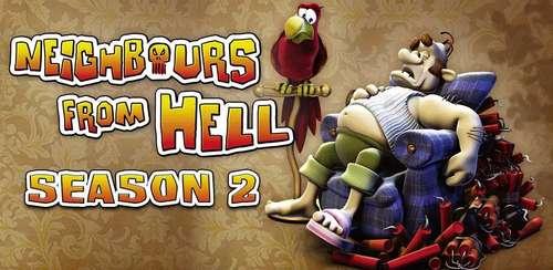 دانلود بازی همسایه جهنمی Neighbours from Hell: Season 2 برای اندروید