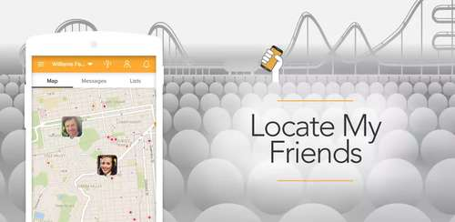 Find My Friends v18.5.0