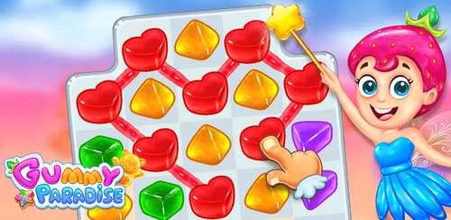 Gummy Paradise – Free Match 3 Puzzle Game v1.2.5