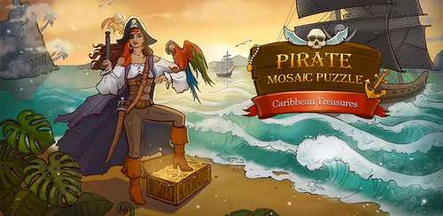 Pirate Mosaic Puzzle v1.0 + data