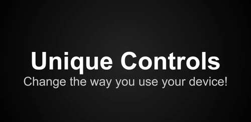 Unique Controls v2.5.0