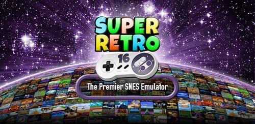 SuperRetro16 (SNES Emulator) v2.0.3
