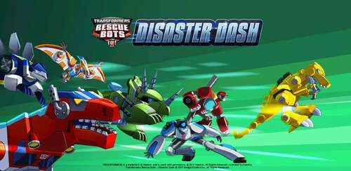 Transformers Rescue Bots: Dash v1.0 + data