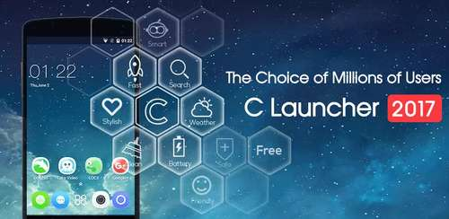 C Launcher: Themes, Wallpapers, DIY, Smart, Clean v3.9.28