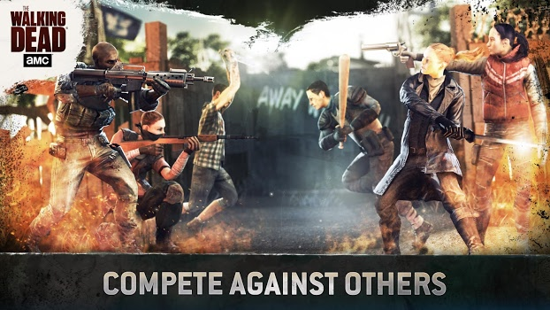 The Walking Dead No Man's Land v2.10.0.74 + data