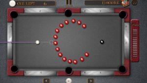 تصویر محیط Pool Billiards Pro v4.3
