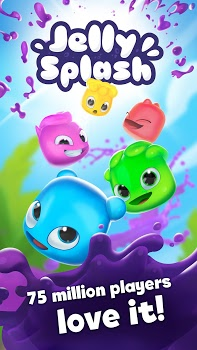 Jelly Splash – Line Match 3 v3.36.0