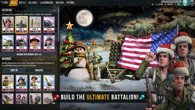 Battle Islands: Commanders v1.6.1 + data