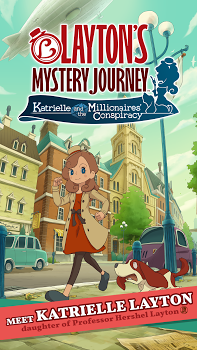 Layton's Mystery Journey v1.0.6 + Data