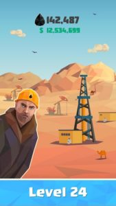 تصویر محیط Idle Oil Tycoon: Gas Factory Simulator v4.0.10