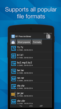 B1 File Manager and Archiver Pro v1.0.077