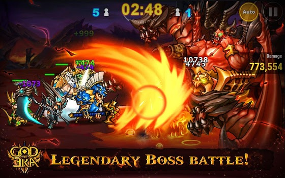 God of Era: Epic Heroes War (GoE) v0.1.38