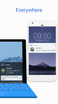 Microsoft Cortana – Digital assistant v2.9.10.12031