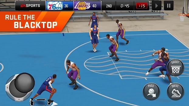 NBA LIVE Mobile Basketball v2.3.1