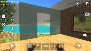 تصویر محیط Last Planet: Survival and Craft v1.1