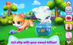 تصویر محیط Kitty Love – My Fluffy Friend v1.1.6