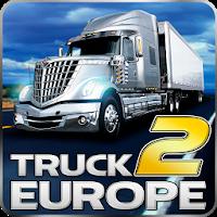بازی رانندگی با کامیون در اروپا آیکون