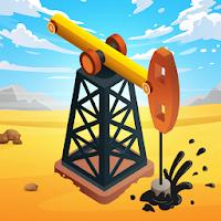 بازی شبیه ساز تاجر نفتی آیکون