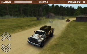 تصویر محیط Dirt Road Trucker 3D v1.6.1