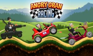 تصویر محیط Angry Gran Racing – Driving Game v1.5.6