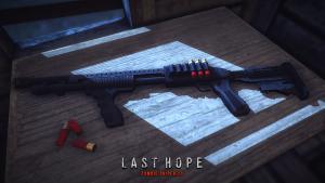 تصویر محیط Last Hope – Zombie Sniper 3D v6.1