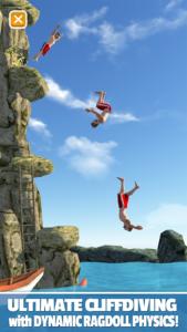 تصویر محیط Flip Diving v3.3.5