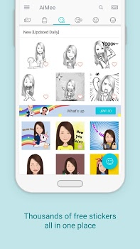 AiMee – GIF Sticker Keyboard v1.2.0