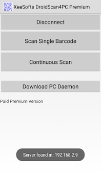 Barcode Scan for PC – Premium v1.0.5