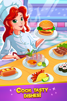 Chef Rescue – Cooking & Restaurant Management Game v2.4.1