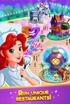 Chef Rescue – Cooking & Restaurant Management Game v2.4.1