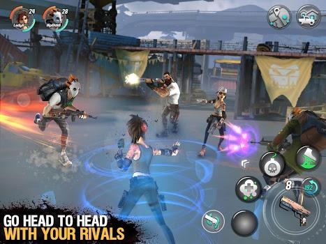 Dead Rivals Zombie MMO v1.1.0e